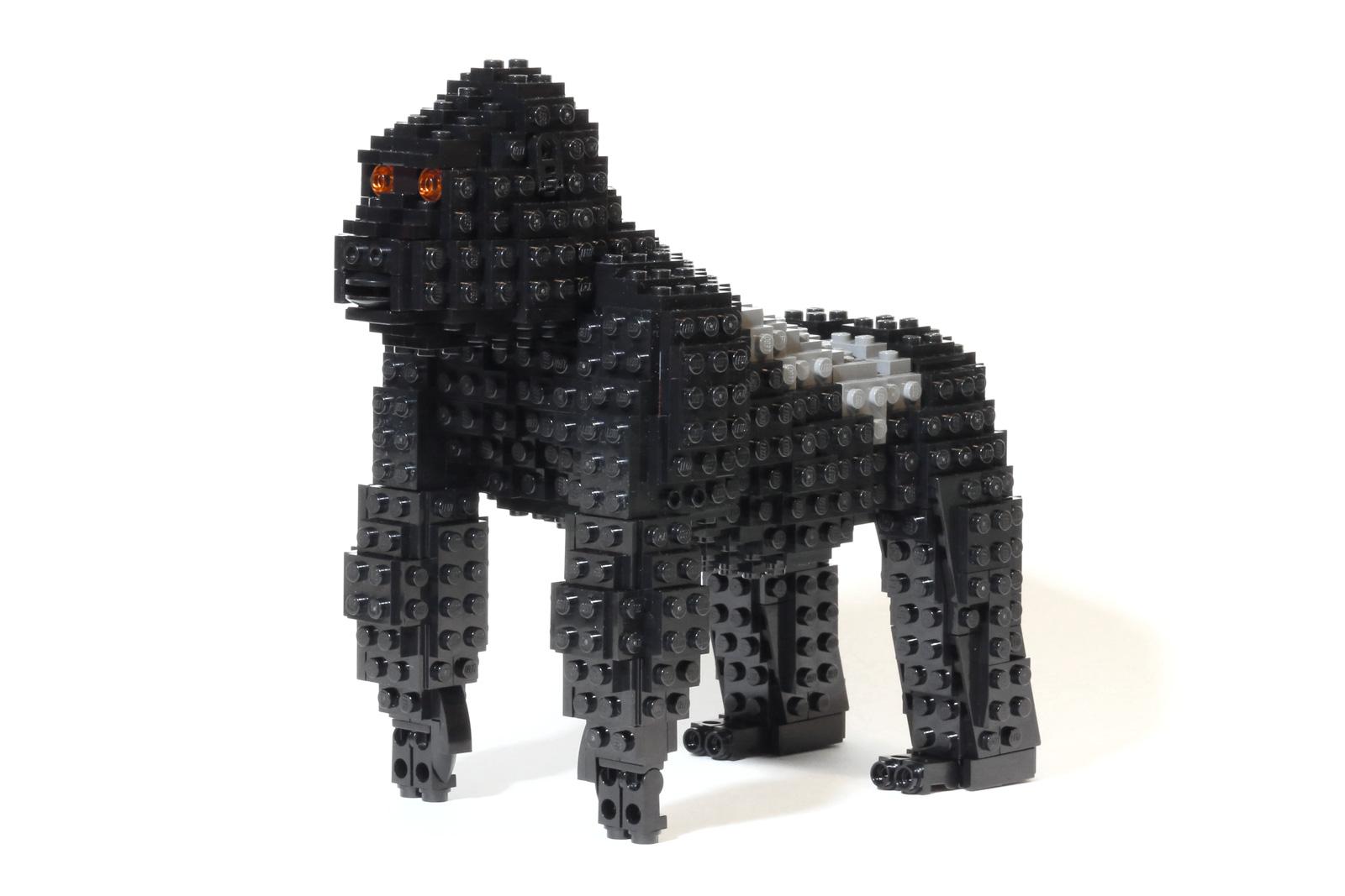 The New Black - Tom Poulsom | New Elementary, a LEGO® blog ...