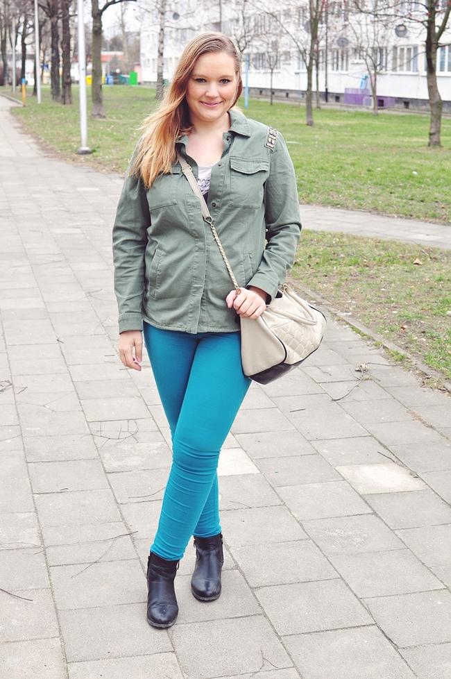 zielony-niebieski-stylizacja