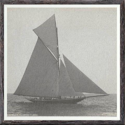 Vintage Sailboat Prints
