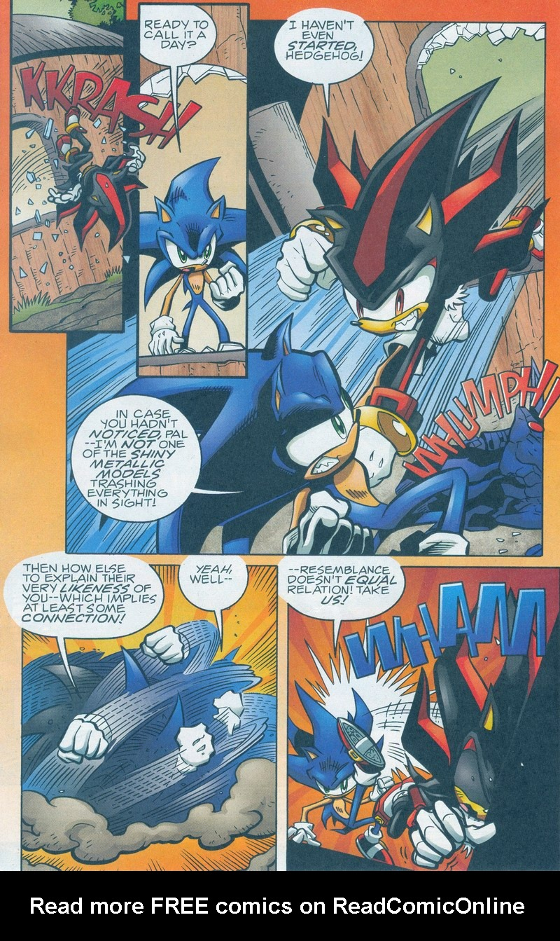 Read online Sonic The Hedgehog comic -  Issue #159 - 3