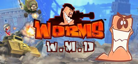 Baixar Worms W.M.D (PC) + Crack