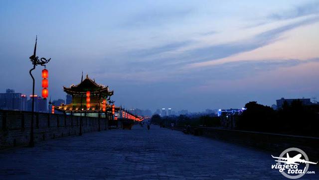 muralla de Xian, China
