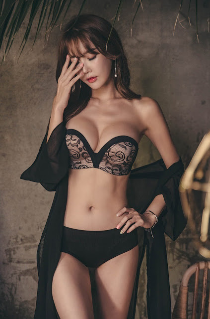 Hot girls Beauty Girls sexy body Korean Model Yoon Ae Ji 6
