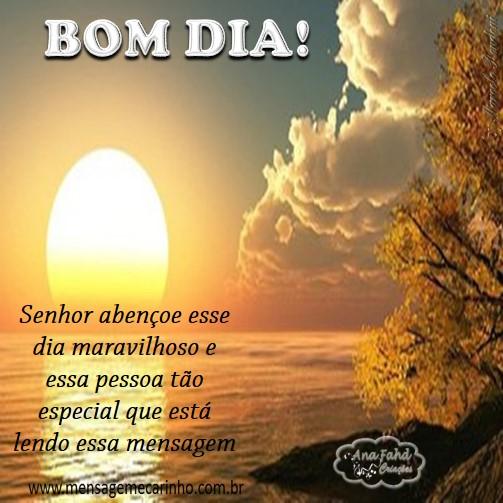 Tag Imagens De Bom Dia Para Pessoa Especial