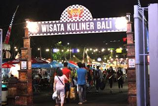 Pintu masuk wisata kuliner Bali di JFK 2018