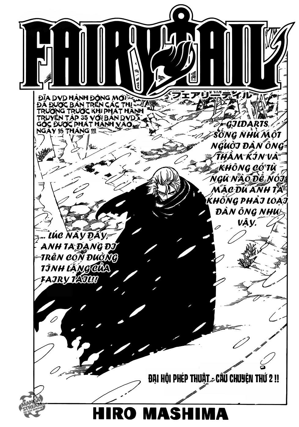 Fairy Tail chap 299 trang 1