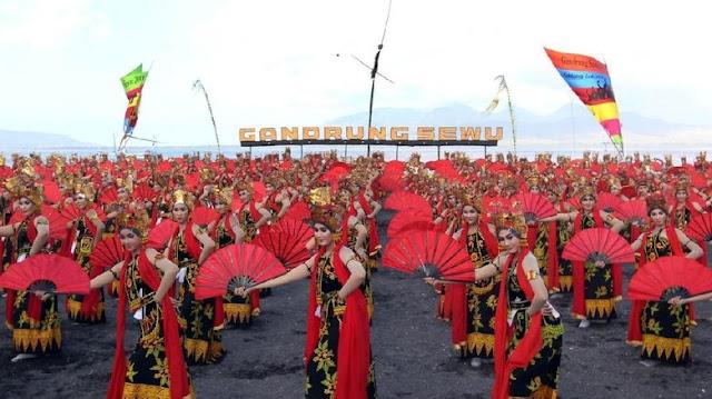 FPI Tolak Festival Gandrung Sewu, ini Tanggapan Panitia