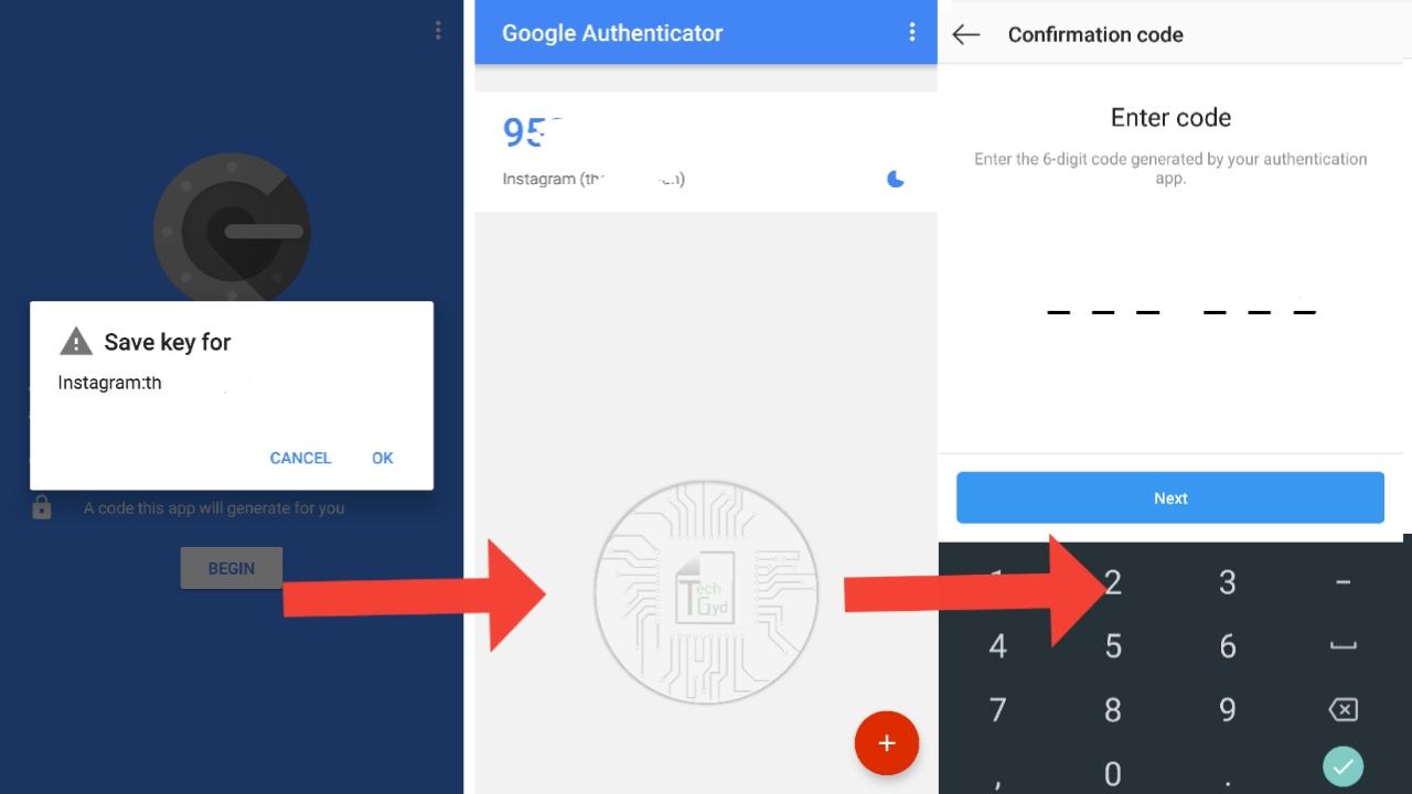 Two-Factor Authentication by App