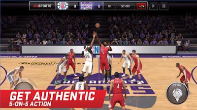 NBA LIVE Mobile Apk1