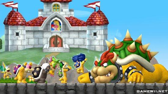 New Super Mario Bros Wii - Download Game Nintendo Wii Free