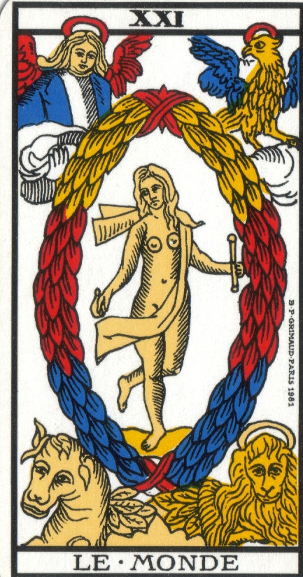 Significado Dos 22 Arcanos Do Tarot