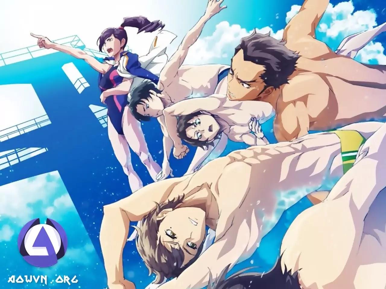 AowVN.org min%2B%25282%2529 - [ Anime 3gp Mp4 ] Dive!! | Vietsub