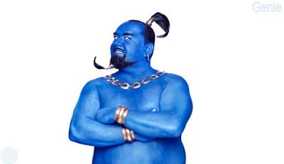 Genie,জিন বা দৈত্য