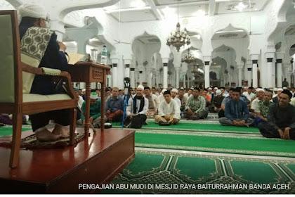 Tastafi: Abu, Pu Jeut Meunikah Jeulame Saboh Aqua Glah Atawa Kredit Bak Bank?
