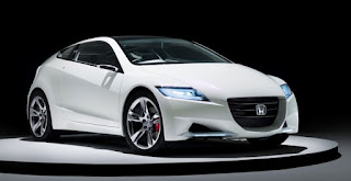 2020 Honda CR-Z Concept, prix, changements et date de sortie Rumeurs - 2020 Honda CR-Z