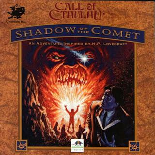 Cover de Shadow of the Comet