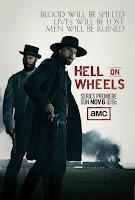 Bánh Xe Địa Ngục 1 - Hell On Wheels Season 1