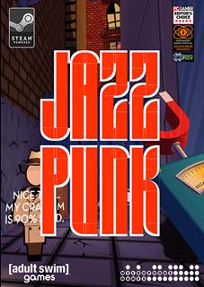 Jazzpunk - PC (Download Completo em Torrent)