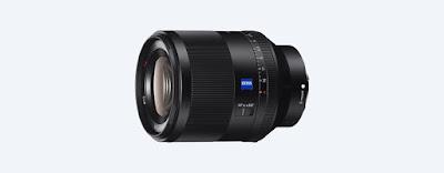 Novità Sony nuovo Planar T* FE 50mm F1.4 ZA