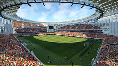 PES 2019 Stadium Ekaterinburg Arena World Cup 2018 Edition by Arthur Torres