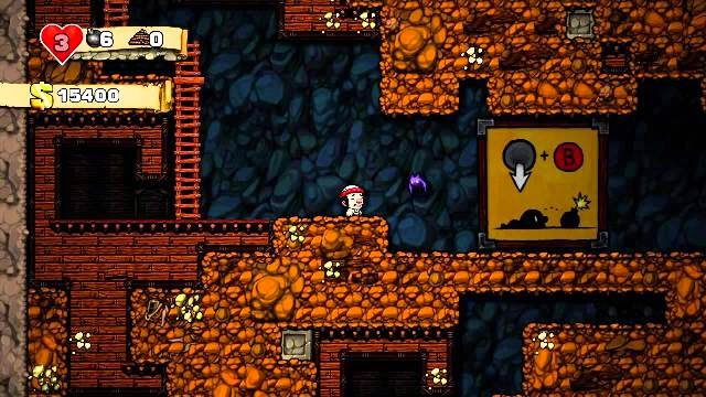 Spelunky PC Games Gameplay