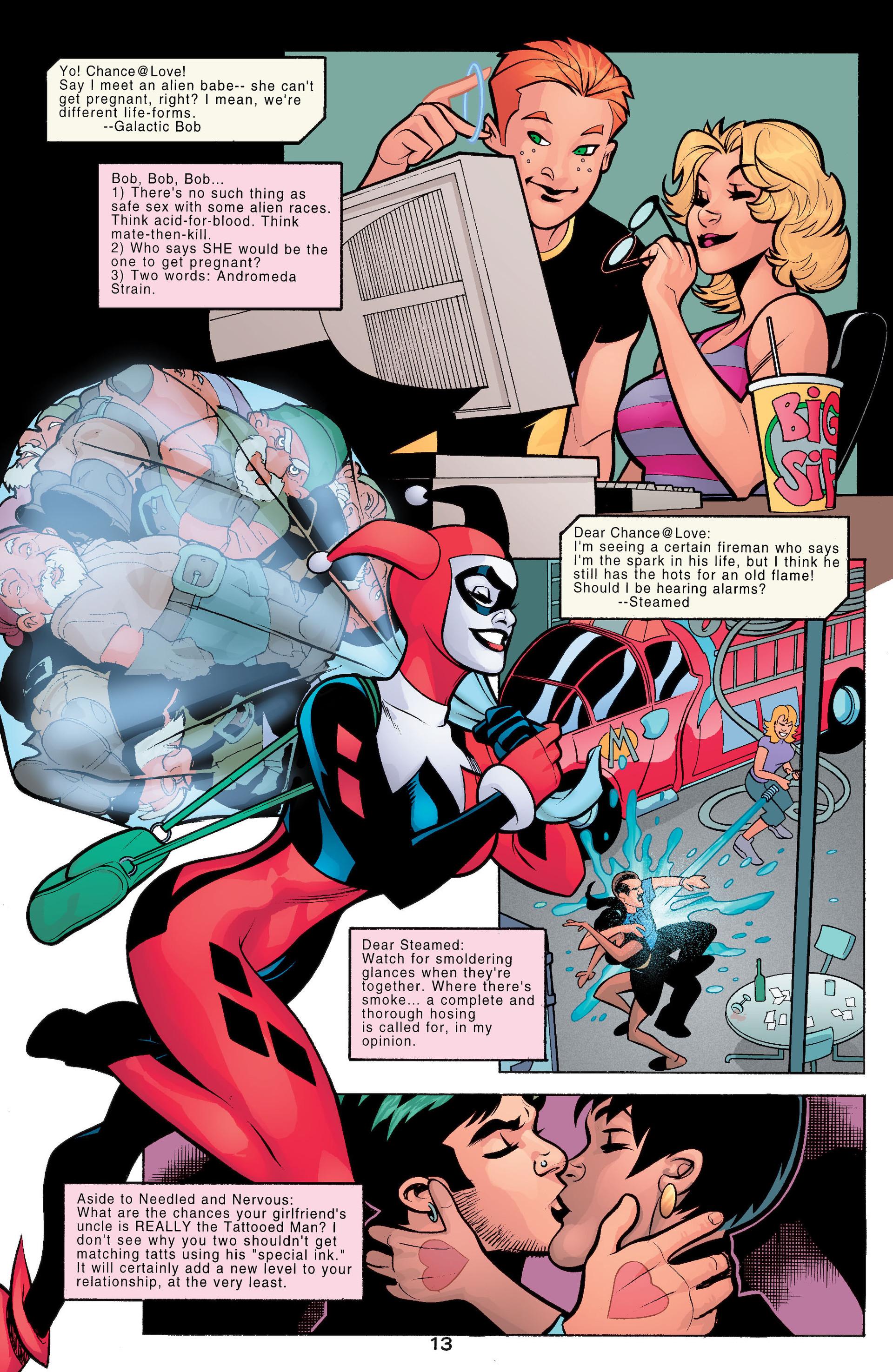Harley Quinn (2000) Issue #15 #15 - English 14