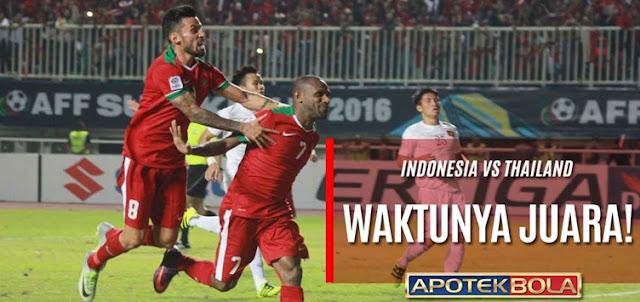 Prediksi Pertandingan Indonesia vs Thailand 14 Desember 2016