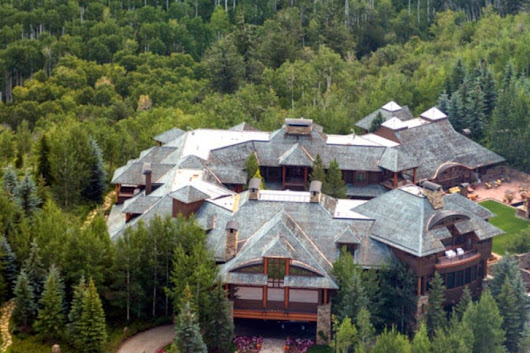 The 10 Biggest Residential Houses In The World!         |          The Well-OFF