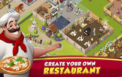 Download World Chef Mod Apk Unlimited Gems Money Terbaru