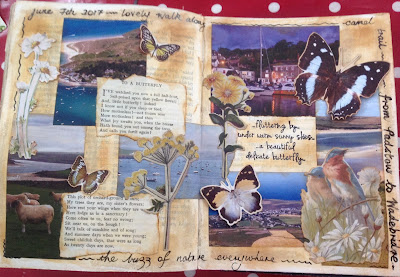 Padstow Journal Page