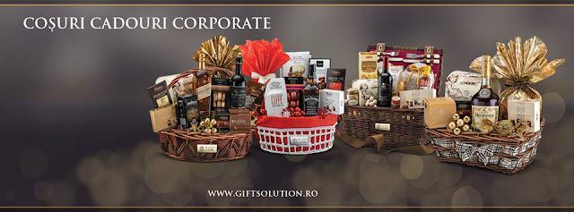 Cosuri de cadouri corporate de la Giftsolution.ro