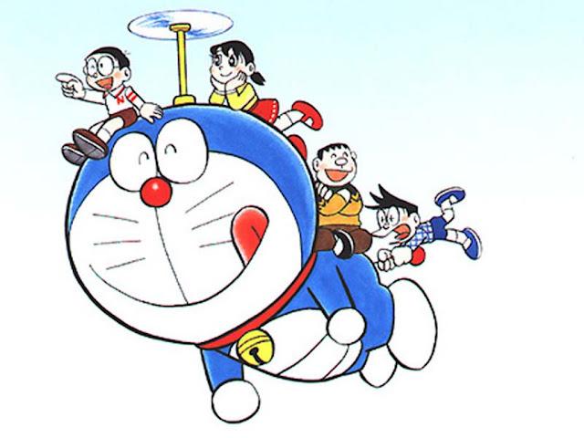 Update Gambar Wallpaper Doraemon HD Keren