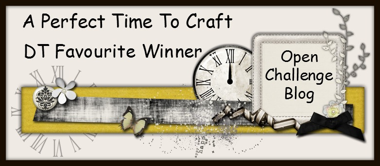 Favourite Winners A perfect time to craft