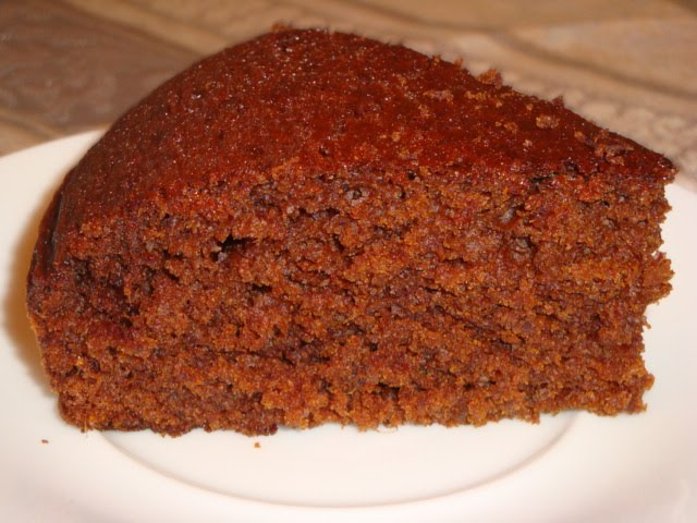Sweet Home Recipes Fresh Ginger Spice Cake