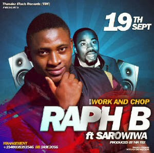 @NAIJAMUSICCITY MUSIC: RaphB(@RaphbeatOnah) ft Selebobo – Nenewe + Work and Chop Ft Saro Wiwa