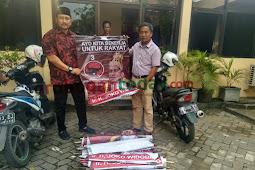 Poster Jokowi Bermahkota Raja Ditemukan di Grobogan