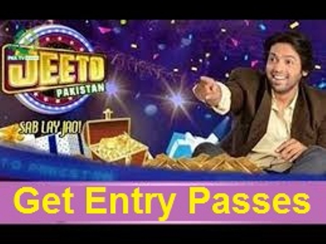 jeeto pakistan passes
