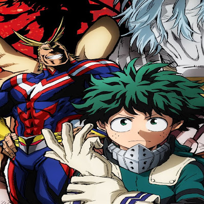 Boku no Hero Academia 2nd Season [22/25]+[Ova][Sub][Mega]