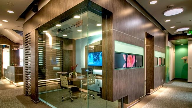 modern dental practice interior design ideas