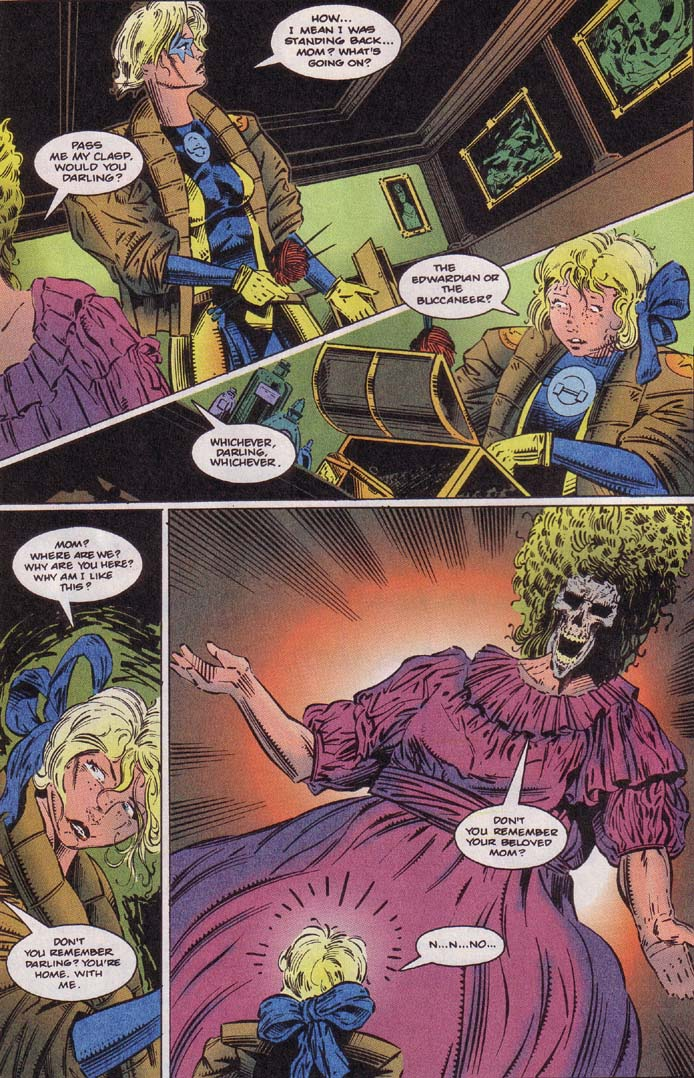 Read online Cyberspace 3000 comic -  Issue #4 - 6