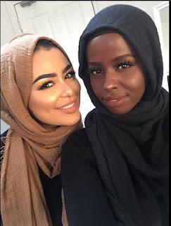 The two beautiful Islamic girls everyone have been talking about (See photos)