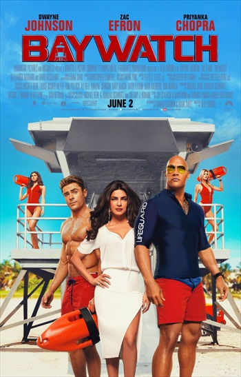 Baywatch 2017 English 720p WEB-DL 950MB ESubs