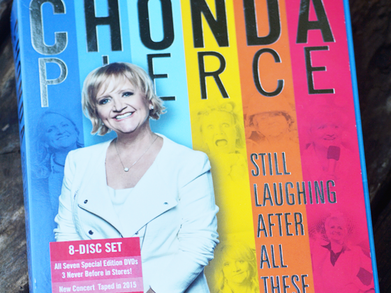 Enjoy Some Good Clean Laughs with Chonda Pierce {A DVD Review & Giveaway} #FCBlogger