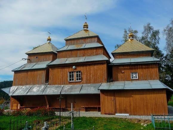 Турка. Церква Успіння Пр. Богородиці (1750). УАПЦ