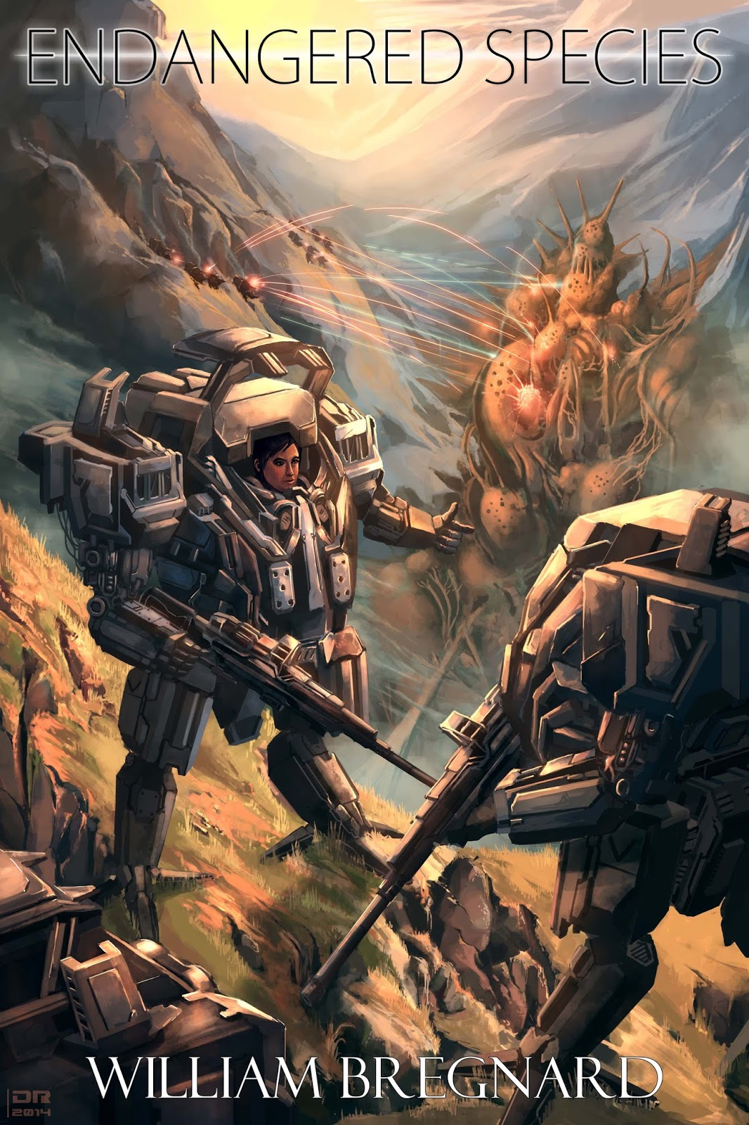 Future War Stories Endangered Species Is Out