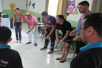 ONG CEACRI realiza encontro pedagógico do mês de maio