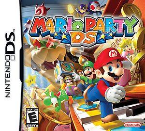 Mario Party DS, NDS, Español, Mega, Mediafire
