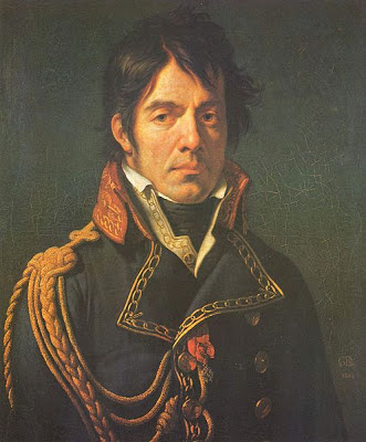 Portrait of Dominique Jean Larrey by Anne-Louis Girodet de Roussy-Trioson