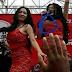 'Itunya' Nyembul saat manggung, Duo Serigala Hebohkan Ternate