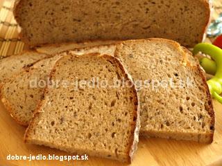 Kapustový kváskový chlieb - recepty